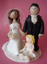 Personalised Cake Toppers Dublin