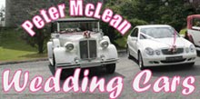 The Wedding Planner Peter McLean Wedding Car Hire