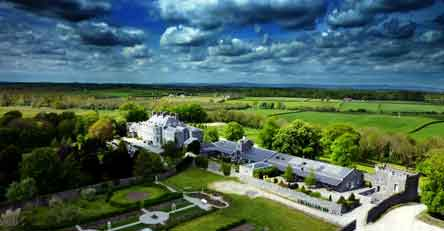 Castle durrow hotel exclusive wedding venue kilkenny for Garden design kilkenny