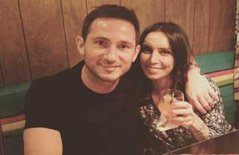 The TV Presenter Married Frank Lampard In 2015